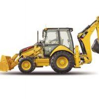 Экскаватор-погрузчик Caterpillar 428E