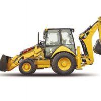 Экскаватор-погрузчик Caterpillar 432E
