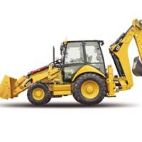 Экскаватор-погрузчик Caterpillar 442E