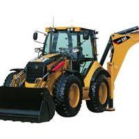 Экскаватор-погрузчик Caterpillar 444E