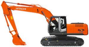 Экскаватор Hitachi ZX200-3
