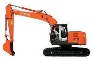 Экскаватор Hitachi ZX225USRLC-3