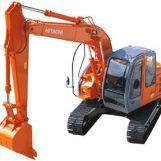 Экскаватор Hitachi ZX135US